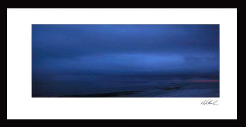 Douglas Busch Blue Silent Wave