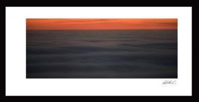 Douglas Busch Orange Silent Wave