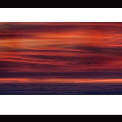 Douglas Busch Red Silent Wave